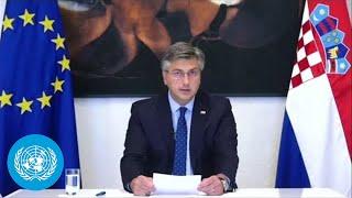 🇭🇷 Croatia - Prime Minister Addresses General Debate, 75th Session