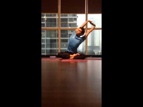 Yoga For Beginner (Part-1) Master Praveen Kumar Verma