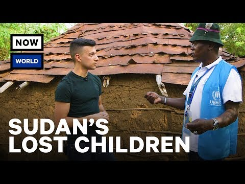 Left Behind: Sudan's Lost Children | NowThis World