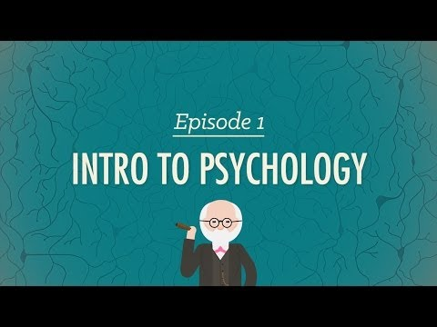 Intro to Psychology - Crash Course Psychology #1