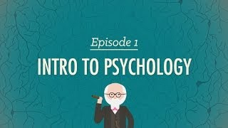 Crash Course: Psychology: Intro to Psychology thumbnail