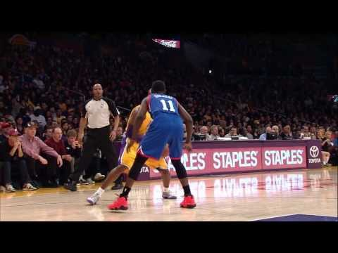 Los Angeles Lakers Top 10 Plays of the 2013 Season