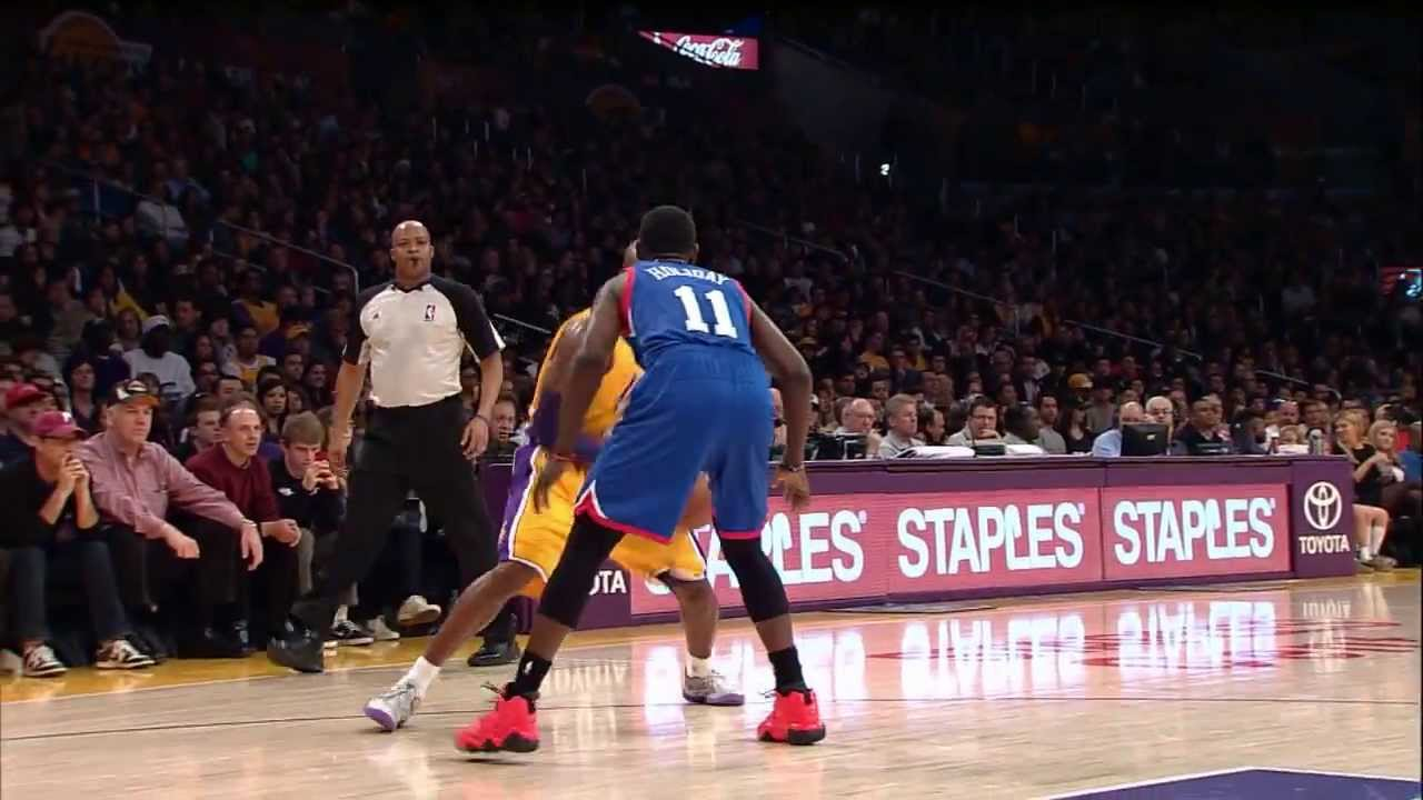 bf9b251d7 Los Angeles Lakers Top 10 Plays of the 2013 Season - YouTube