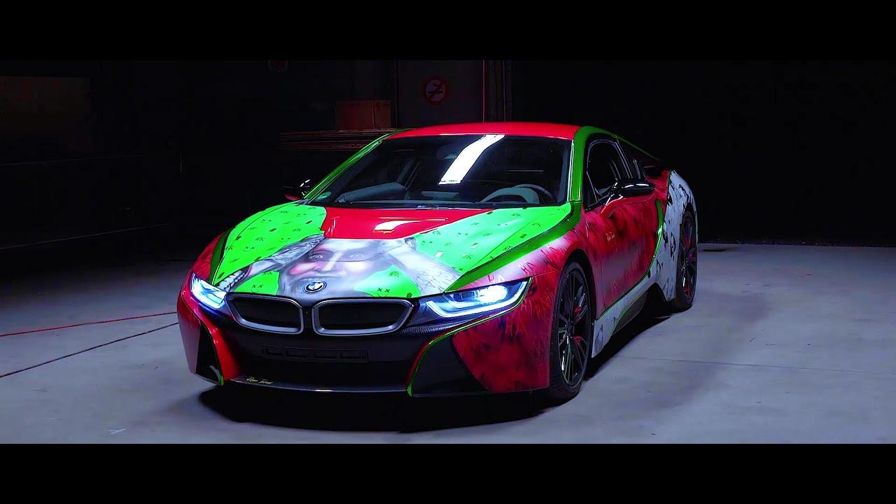 Bmw I8 Joker Youtube