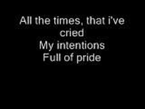 Staind-Outside(Lyrics)