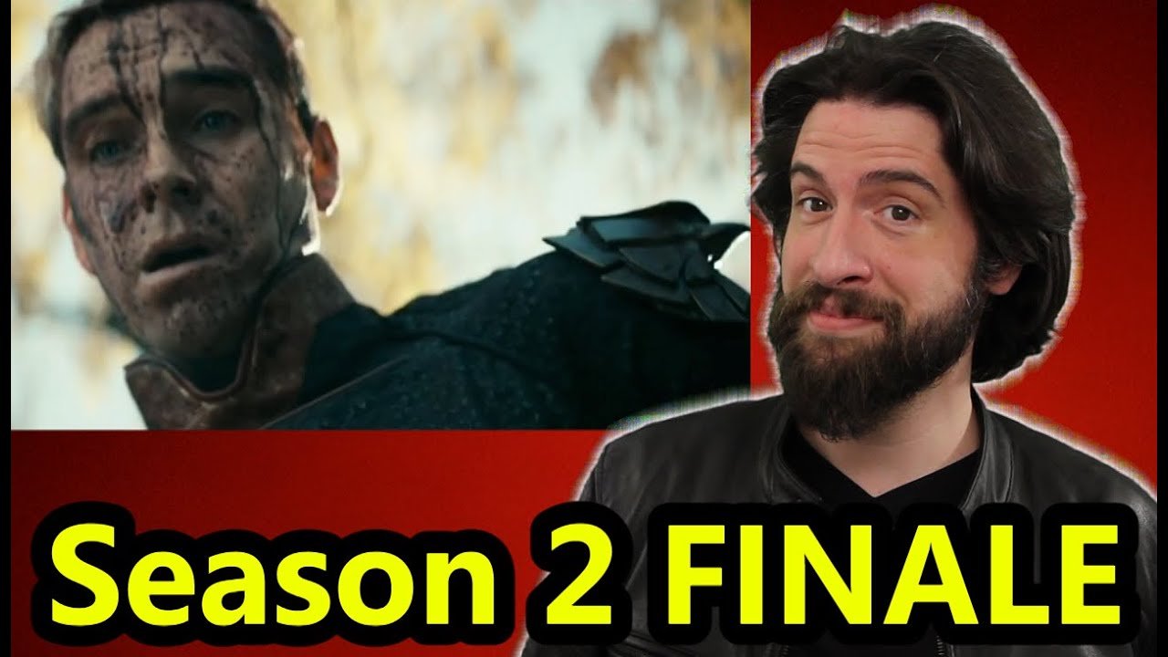 Download The Boys: Season 2 - FINALE (My Thoughts)