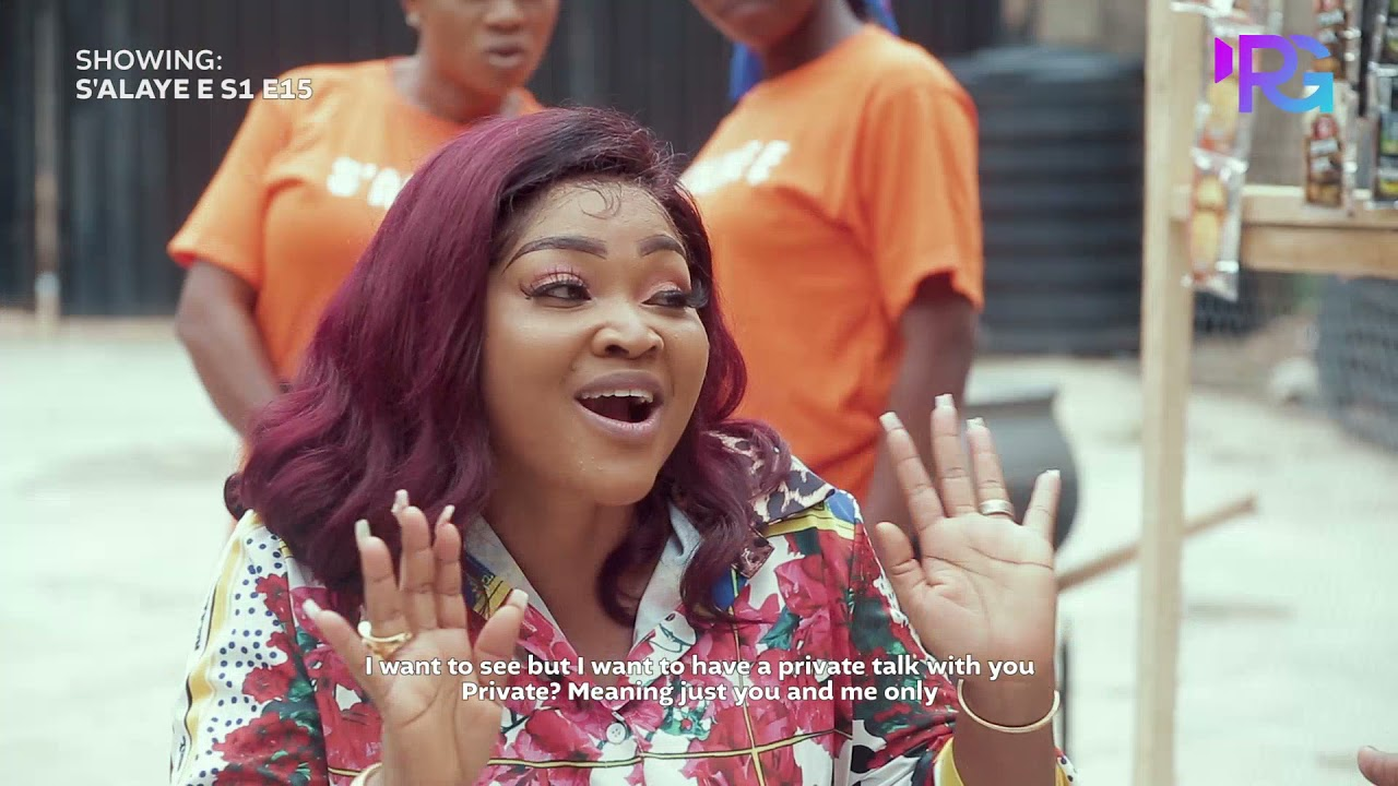 Download Sàlàyé È Season 1 Episode 15|| Mercy Aigbe|| Ronke Odusanya
