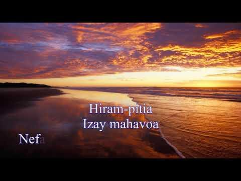 ALEOKO NY AHY - Hantatiana - Instrumental
