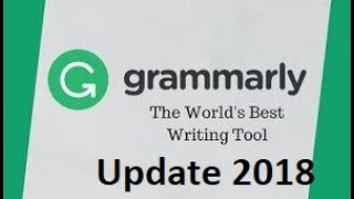 Grammarly Installation  in Windows 10/Windows 8/8.1/7/Vista/Xp