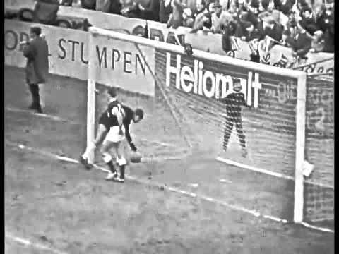 Schweizer Cupfinal 1965 Servette Fc Sion 1 2 Youtube