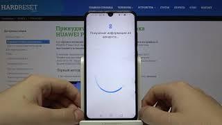 Как добавить учётную запись Google на Huawei P Smart 2019 — добавление аккаунта