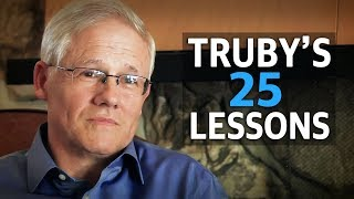 John Truby's Top 25 Screenwriting Lessons