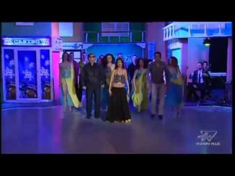 ALBANIA SILHOUETTE DANSE -- CABARET INDIAN ( KACINARE )