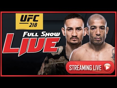 UFC 218 Live Stream Full Show December 2nd 2017 Live Reactions