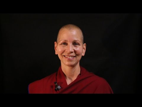 Refuge and Bodhichitta Verse - An Introduction
