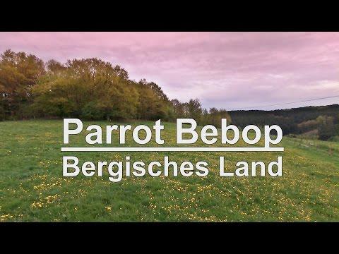 Parrot Bebop Bergisches Land
