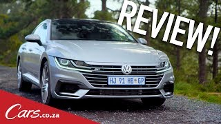 New Volkswagen Arteon Review - Better than an Audi?