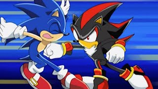 Sonic is no match for Shadow the Hedgehog | Sonic vs Shadow