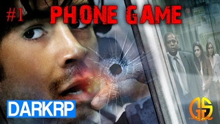 Phone game - GMOD DarkRP FR #1