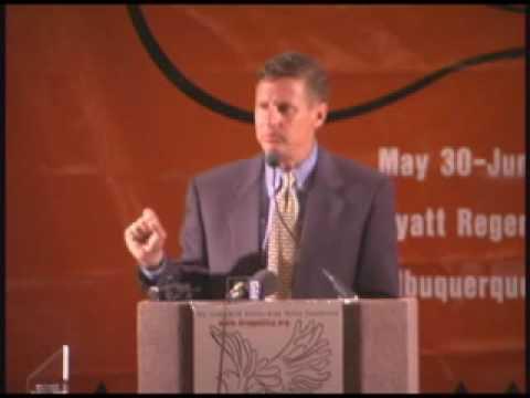 """Legalize Marijuana"" - Gov. Gary Johnson to Drug Policy Alliance 2001"