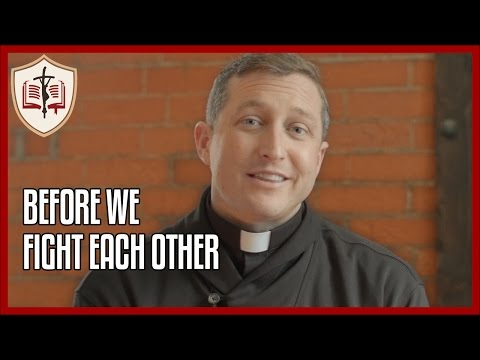 Pro-Life Reflection   Before We Fight Each Other