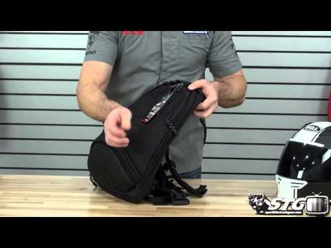 Dainese Backpack-R Review From SportbikeTrackGear.com