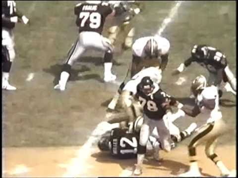 New Orleans Saints 2000: A Time To Rise