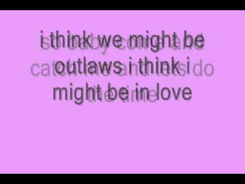 david lambert outlaws lyrics the fosters