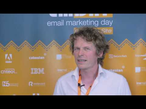 Mindbaz : Sébastien LEMIRE - EMDAY : Email Marketing Day 2016