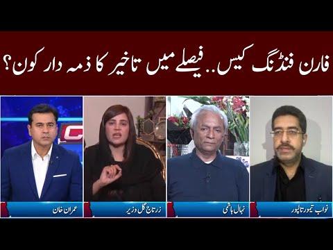 Clash with Imran Khan - Monday 18th January 2021