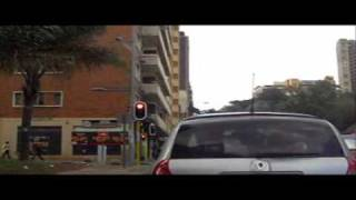Johannesburg & Hillbrow Car Cam