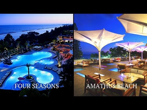The Best Hotel In Cyprus, Limassol | Four Seasons Vs Amathus