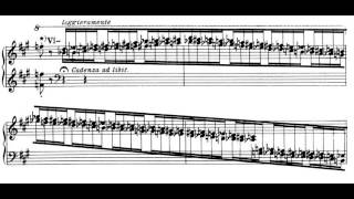 "Liszt - Hungarian Rhapsody No. 15 ""Rákóczi March"" (Audio+Sheet) [Cziffra]"