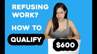 Refusing Work | How to qualify for Unemployment Benefits