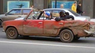 Авто Юмор Приколы подборка за Май 2015 #116