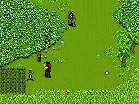 Rambo Sega Master System Full Game 1 Of 2 Youtube