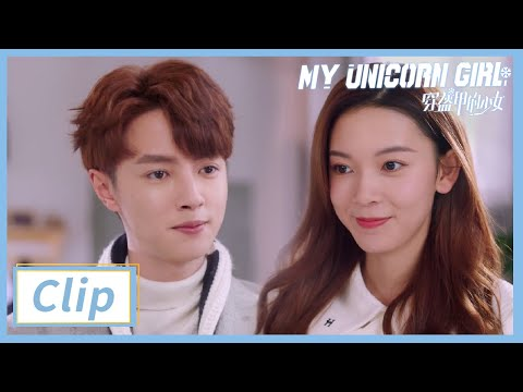 clip:-sebrina-changes-back-into-girl's-dress-|-my-unicorn-girl-ep23-|-穿盔甲的少女-|-iqiyi