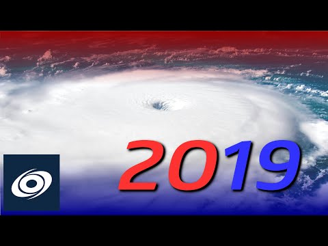 2019 Atlantic Hurricane