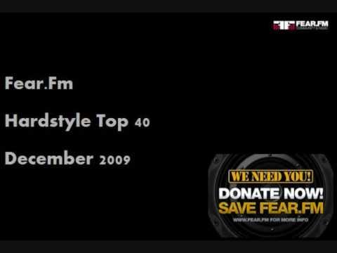 FearFM Hardstyle Top 40 December 2009 Part 3