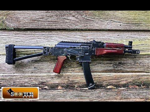 PSA AKV 9mm Pistol: The Best AK 9 ?
