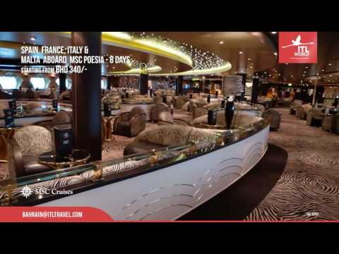 ITL World - BAHRAIN Eid Al Adha Offer: MSC Cruise (English)