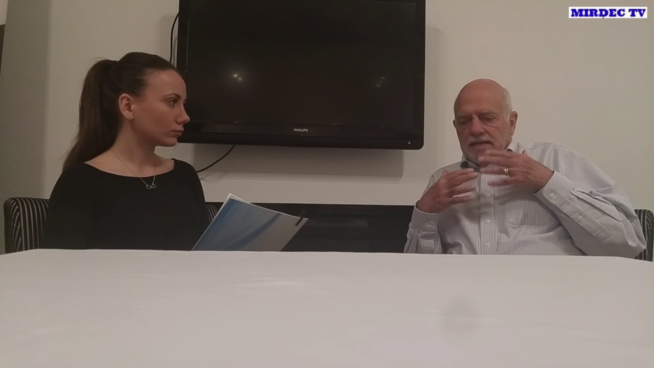 MIRDEC Interview: Professor Warner Woodworth; on globalization and poverty