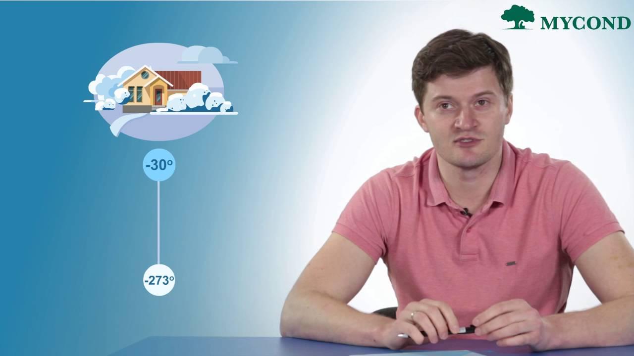 1. Что такое тепловой насос - принцип его работы!