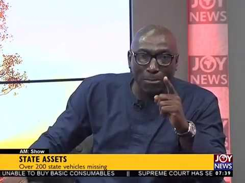 Vetting Bribery Scandal Probe - AM Talk on Joy News (9-2-17)
