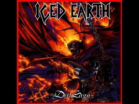 ICED EARTH DARK SAGA Full Album HD