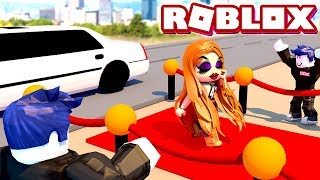 The Day I TRIED to Rock the Red Carpet - Roblox Runway Rumble - DOLLASTIC PLAYS!