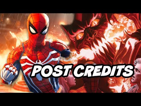 Spider-Man PS4 Post Credit Scene and Ending Explained