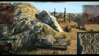 World of Tanks   Road to unicum #4 - A tricky situation