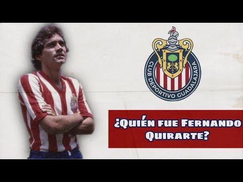 "¿Quién fue Fernando ""Sheriff"" Quirarte?"