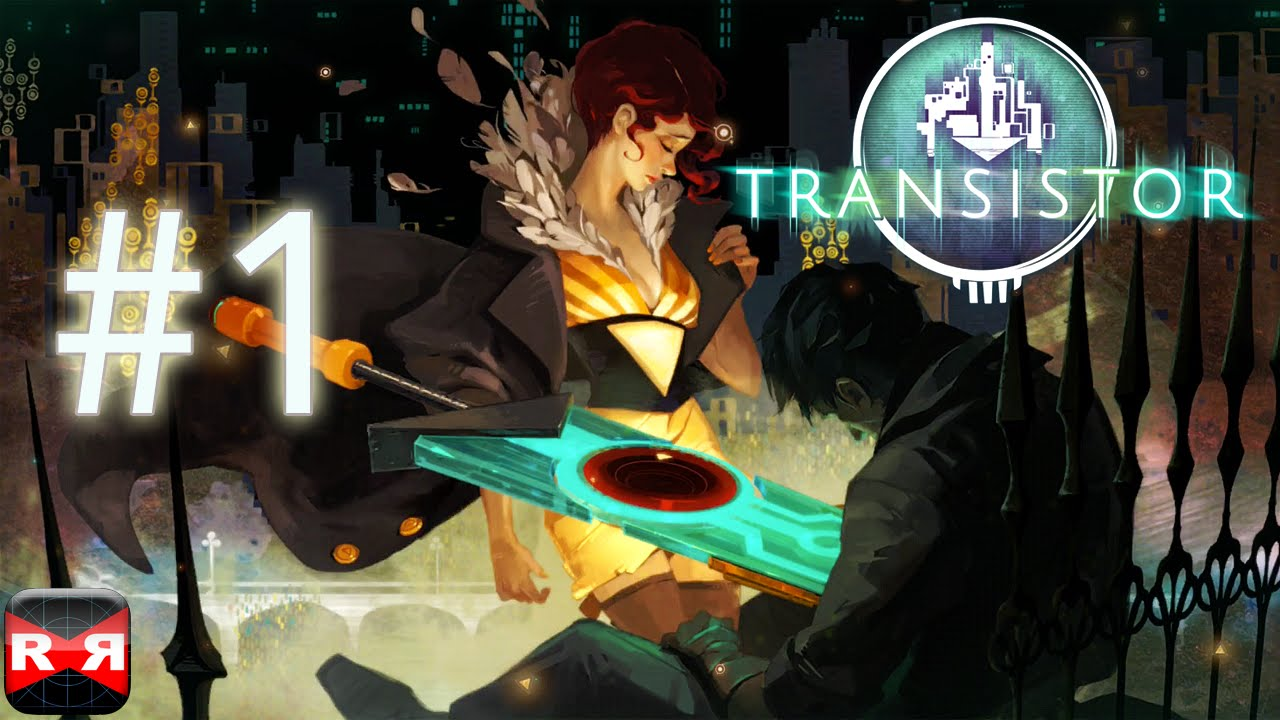 Transistor (by Supergiant Games) - iOS Walkthrough Gameplay Part 1
